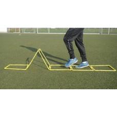 T-PRO Coordination ladder (Square) - 6 boxes
