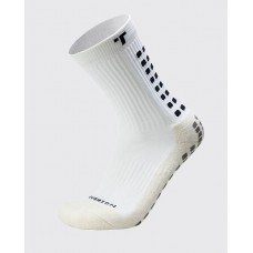 TRUsox® 2.0 Mid-Calf Thin White