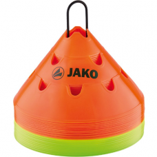 Jako Marking cones Multi orange-yellow 01