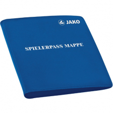 Jako Player's ID briefcase blue 13 x 16 cm