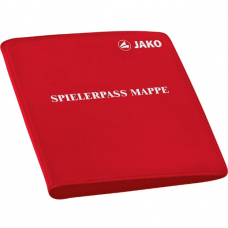 Jako Player's ID briefcase red 13 x 16 cm