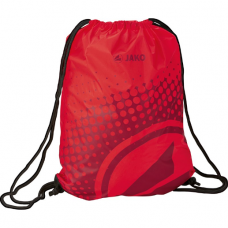 Jako Gym bag Promo red 01