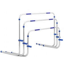 T-PRO - self return hurdle adjustable Height 55 - 84 cm