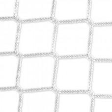 Goal net (white) – 7,32 x 2,44 m, 4 mm PP, 80 200 cm