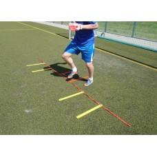 Goal keeper-Coordination ladder - flat 3.5 m