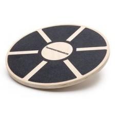 Balance Board (Wackelbrett) aus Holz - ø 41 cm