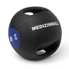 Medicine Ball with double handles 8 kg