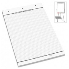 Flipchart block - checkered (25 sheets) 600 x 900 mm