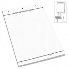Flipchart block - blank (25 sheets) 600 x 900 mm
