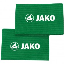 Jako  Shin guard band green 06