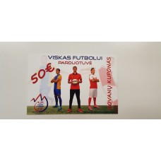 Dovanu Kuponas 50 euro