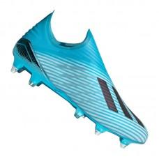 adidas X 19+ SG Blue White Black
