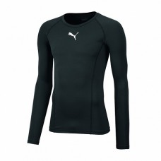 Puma JR LIGA Baselayer Tee LS dł 03