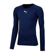 Puma JR LIGA Baselayer Tee LS 20