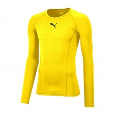 Puma JR LIGA Baselayer Tee LS 06