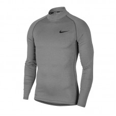 Nike Pro Top LS Tight Mock golf 085