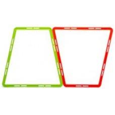 T-PRO Agility Trapeze 1 piece Neon Green