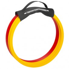 Handle for coordination rings
