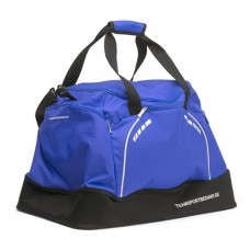 Sports bag with base compartment - Blue