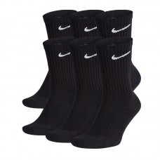 Nike Everyday Cushion Crew 6Pak 010
