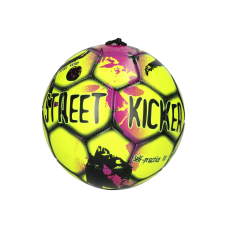 SELECT STREET KICKER YELLOW/BLACK V20