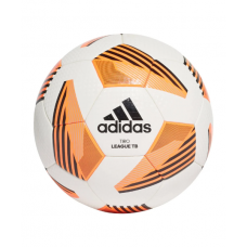 Tiro League Trainingsball White Orange