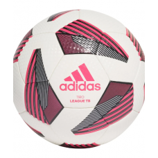 Tiro League Trainingsball White Pink