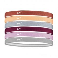 Nike Skinny Hairbands 6er Pack 2.0 892