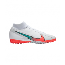 Nike Mercurial Superfly VII Flash Crimson Academy TF White 163