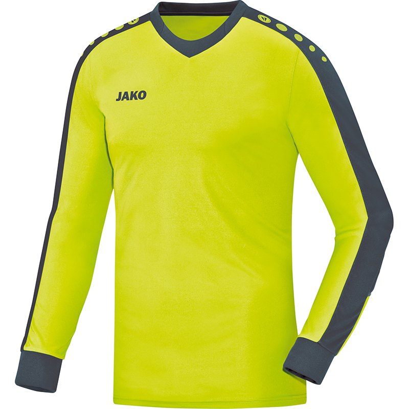 GK jersey Striker lime-anthrazit